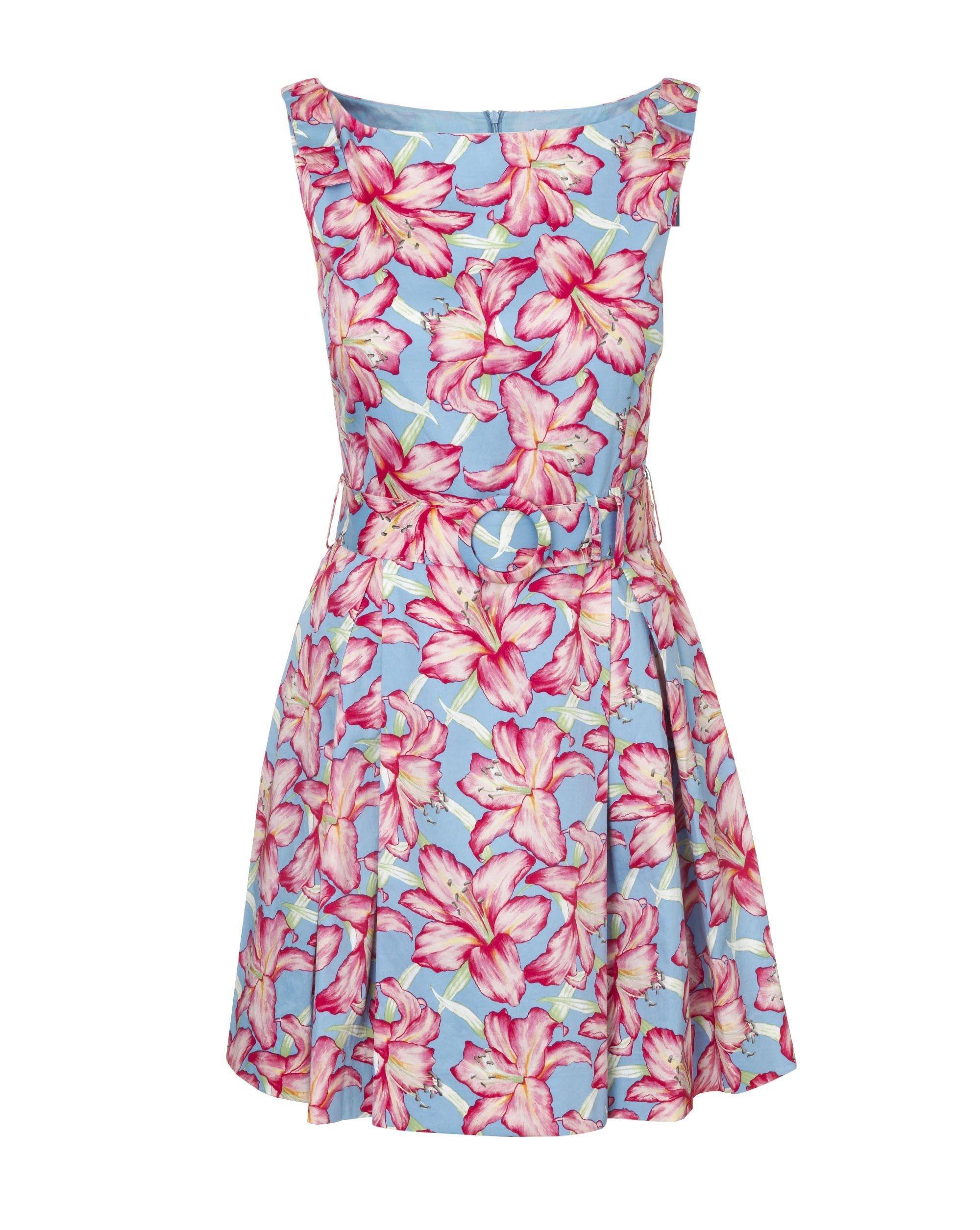 Make Do and Mend: Thrifty Summer Dress (Tutorial)