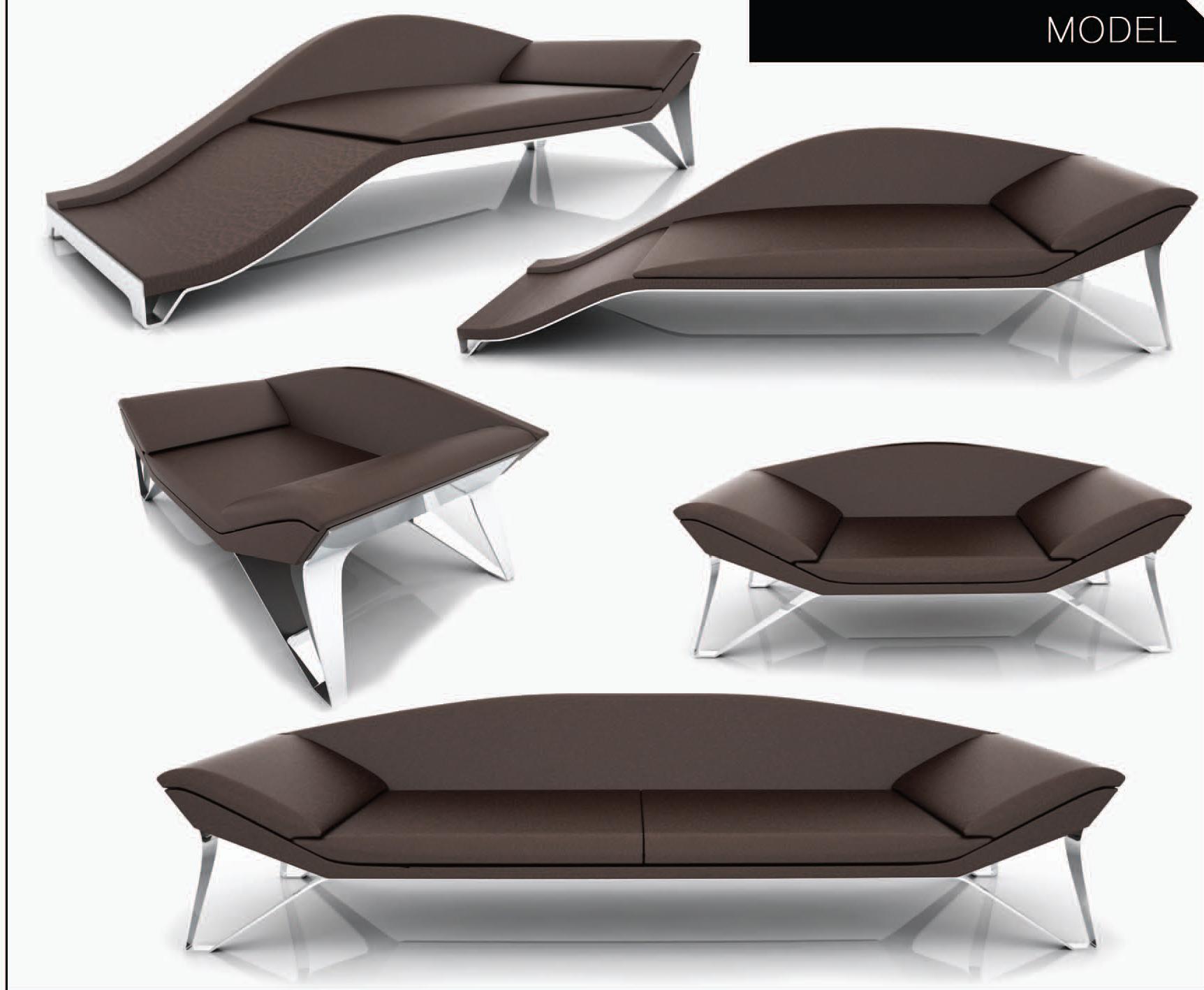 Aston Martin Furniture футуристическая мебель современный дизайн мебели современная мебель
