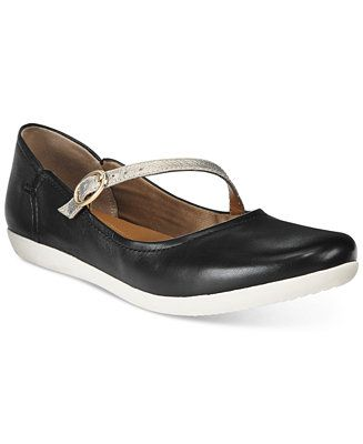 Clarks Collection Women's Helina Amo Mary Jane Flats - Comfort - Shoes -  Macy's