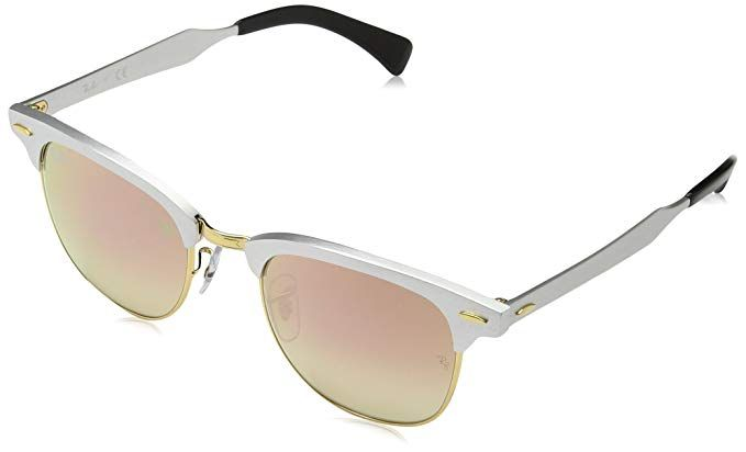 Ray-Ban Clubmaster Aluminum 0RB3507 Square Sunglasses Review ... 3c99343e2f