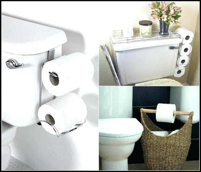 Badezimmerspiegel Zum Ausziehen Klopapier Aufbewahrung Klopapier