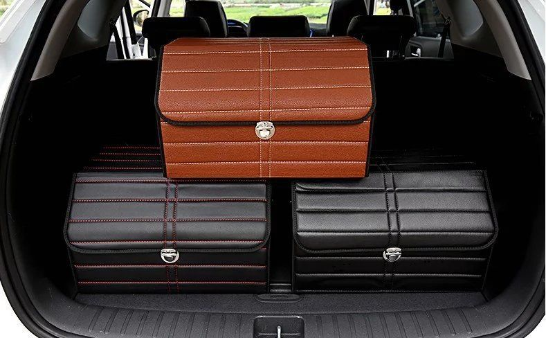 Find More Stowing Tidying Information About Brown Leather Car