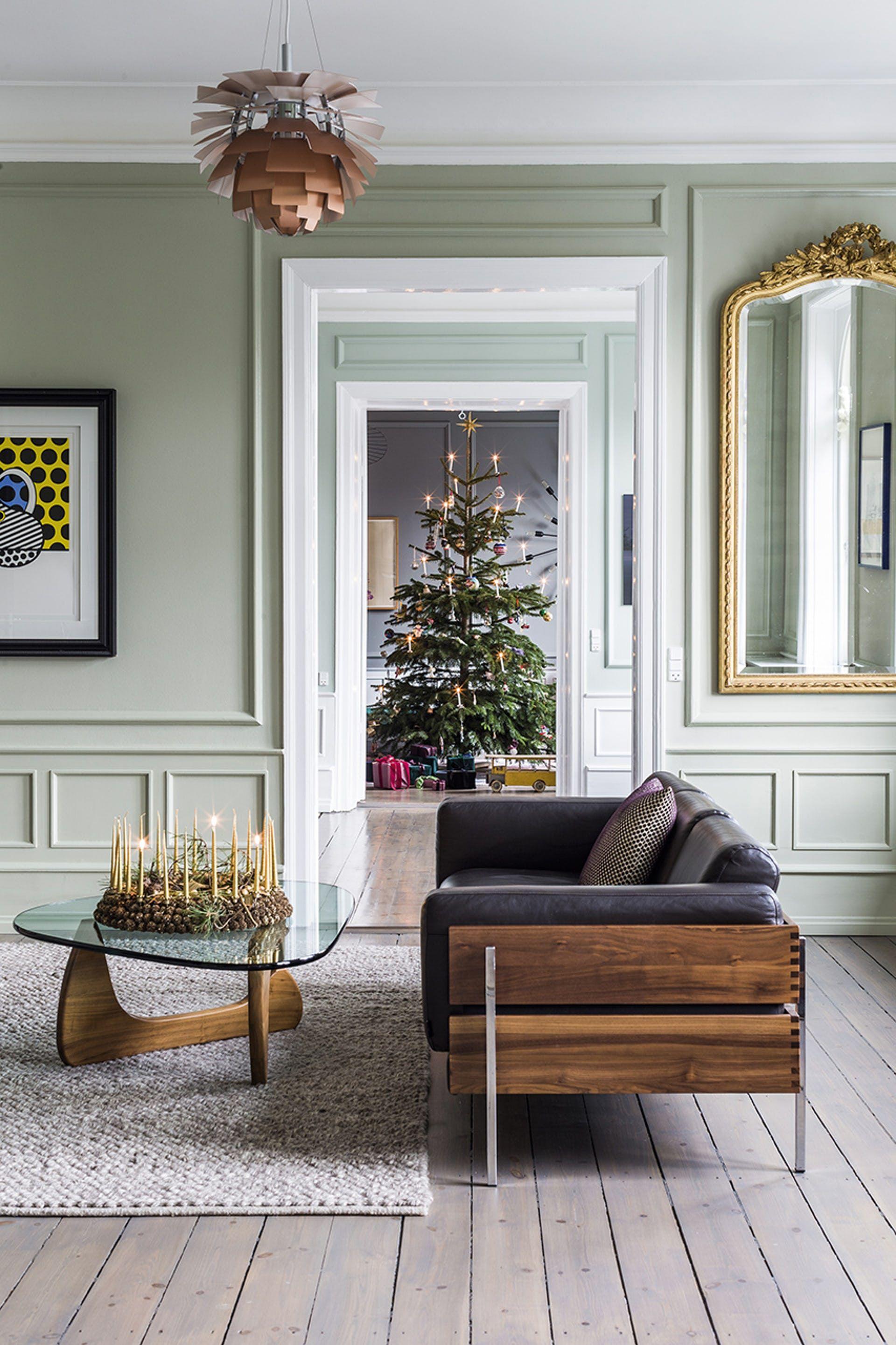 Jul Bolig Indretning Hygge Lejlighed Stue Dekoration Ideer Boligindretning Hjemme Ideer