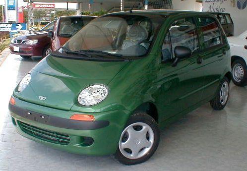 Daewoo Matiz Sx 1999