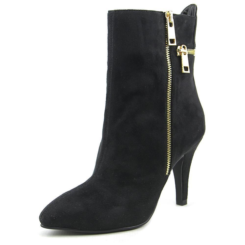 Bellini High Heel Point Sock Boots