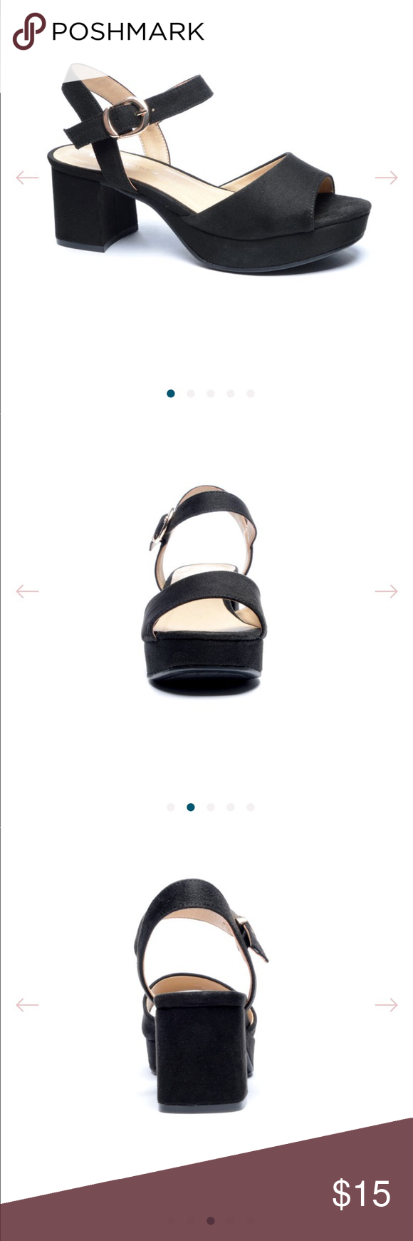 d960592e9a2 CL by Laundry Kensie Sandal Worn once to try on