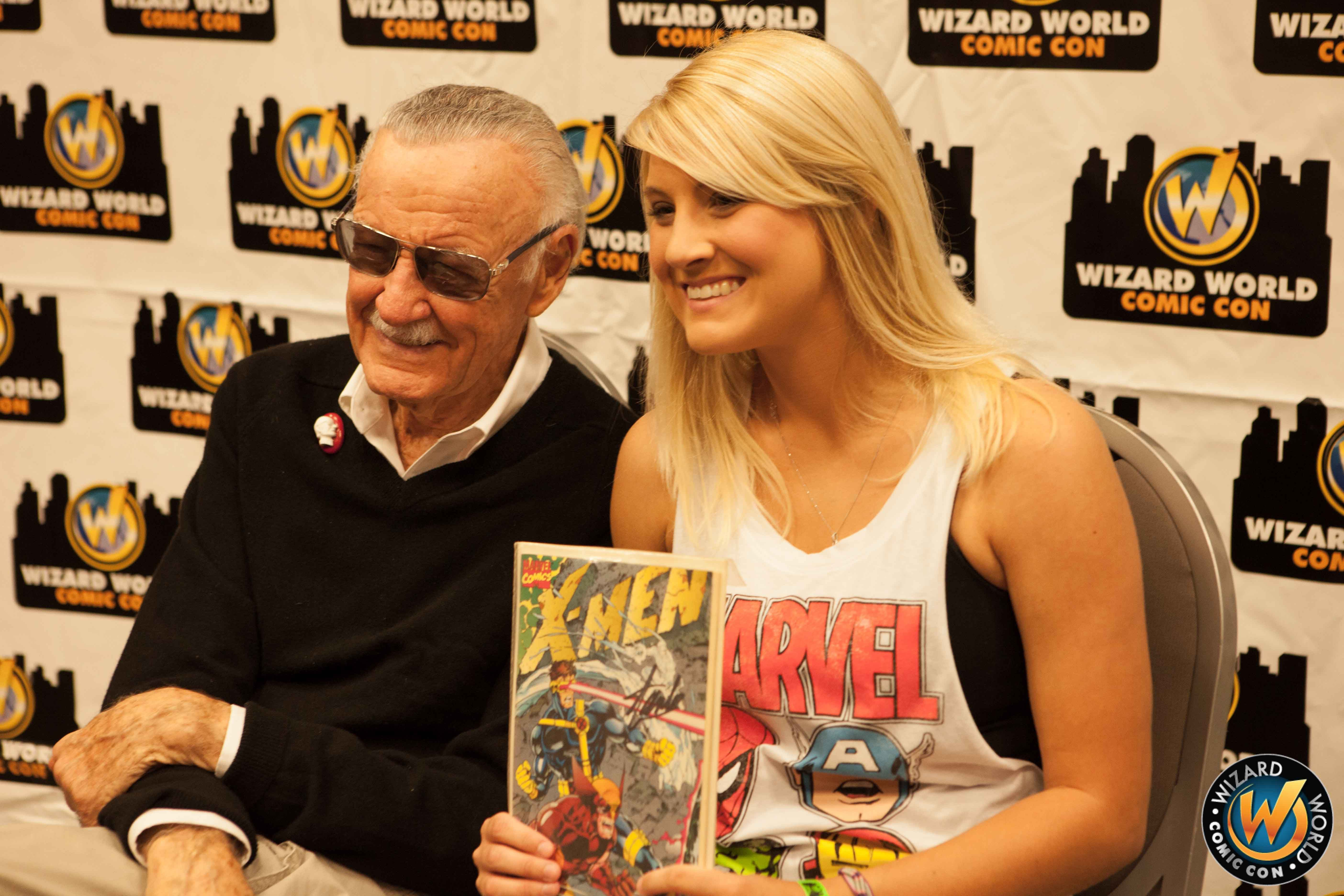 Bring your favorite comic and take a pic with Stan at #WizardWorld!! See us in Nashville 10/18-10/20 http://VIP.me/NashvilleComicCon