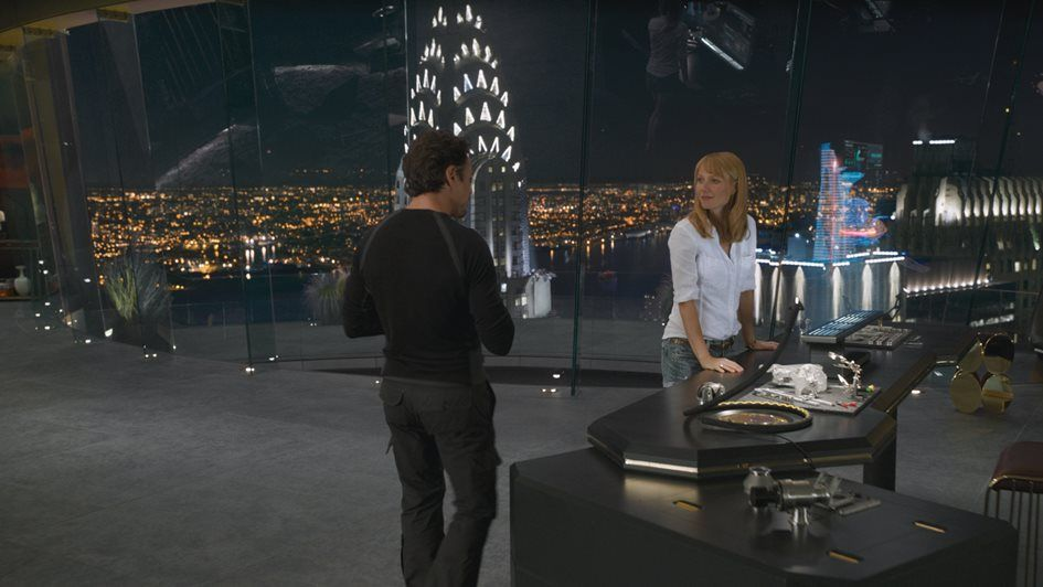 Stark Tower Interior Google Search Avengers Movies