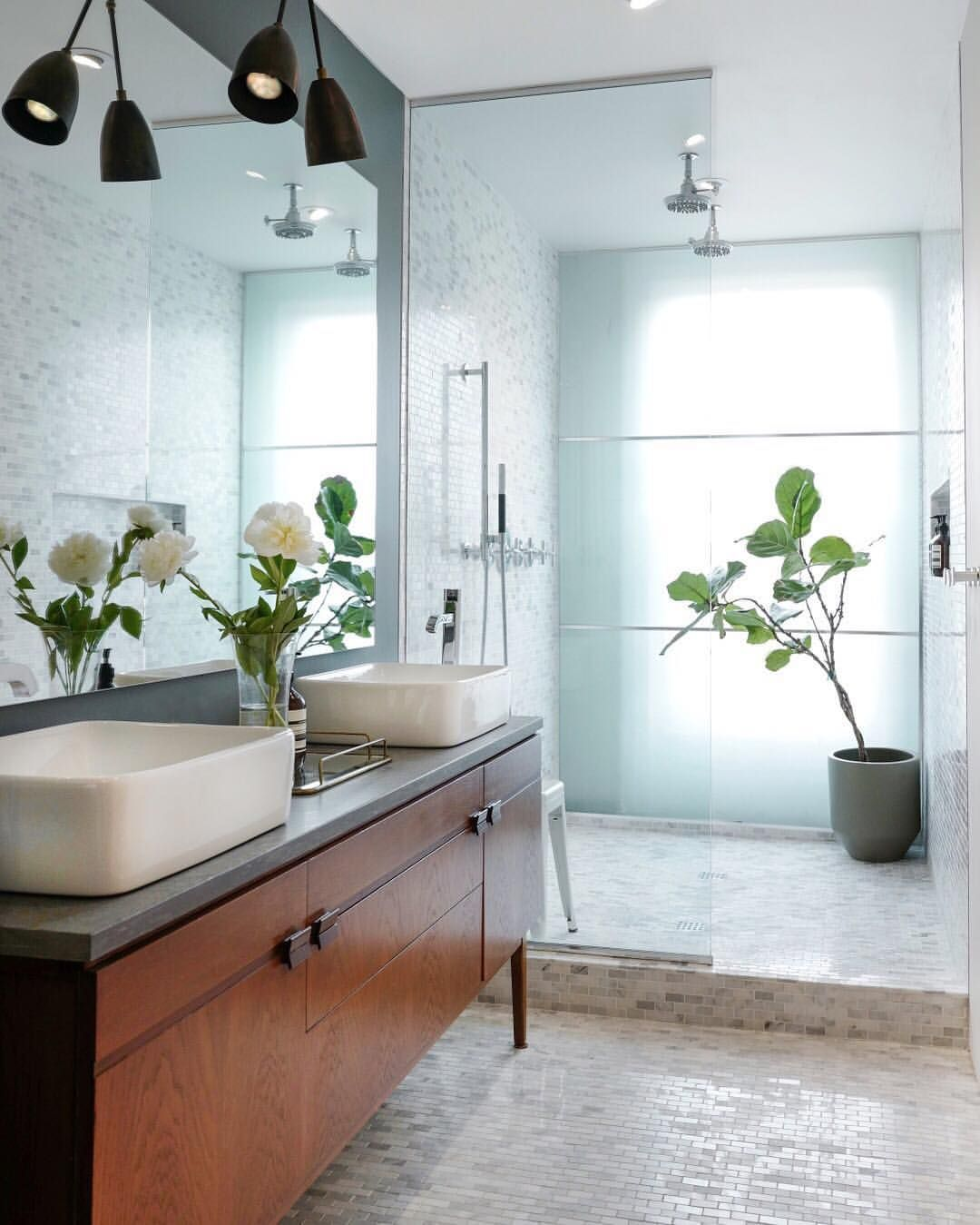 "Designing Your Own Bathroom Apartment Therapy Apartmenttherapy On Instagram """"when It"