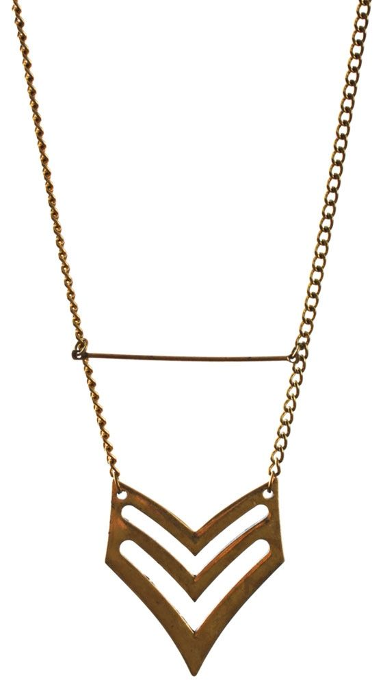 Janis Necklace by Thyia