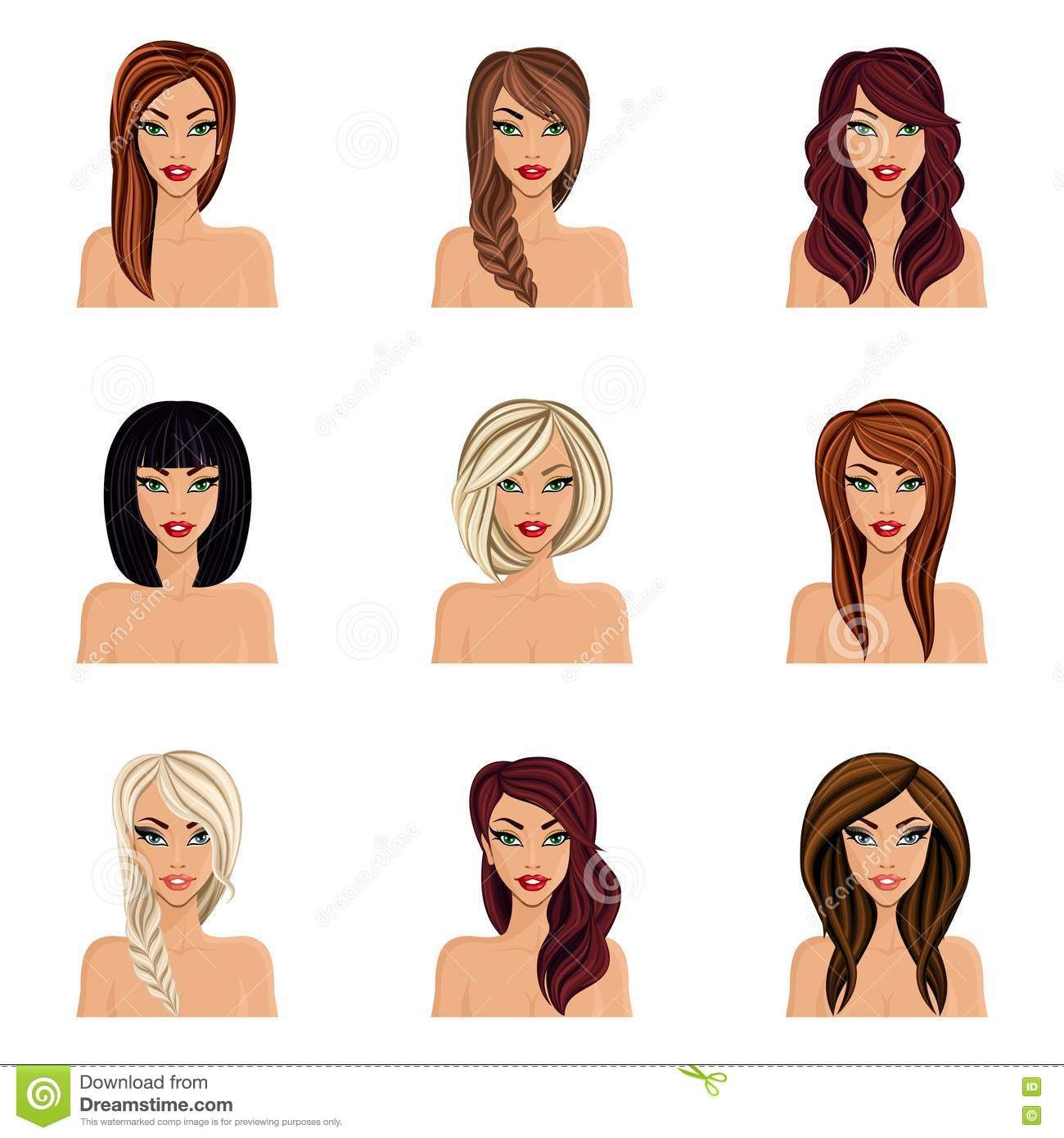 Hairstyles For Long Neck Cute Small Face Hairstyles Oval Face Hairstyles Haircuts For Small Faces