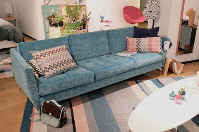 Wohnzimmer Trends ~ Wohnzimmer trends samt sofas inspirationen esszimmer and
