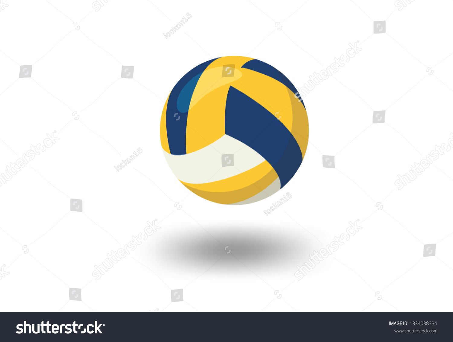Volleyball Illustration Vector Royalty Free Image Vector In 2020 Illustration Vector Royalty Free