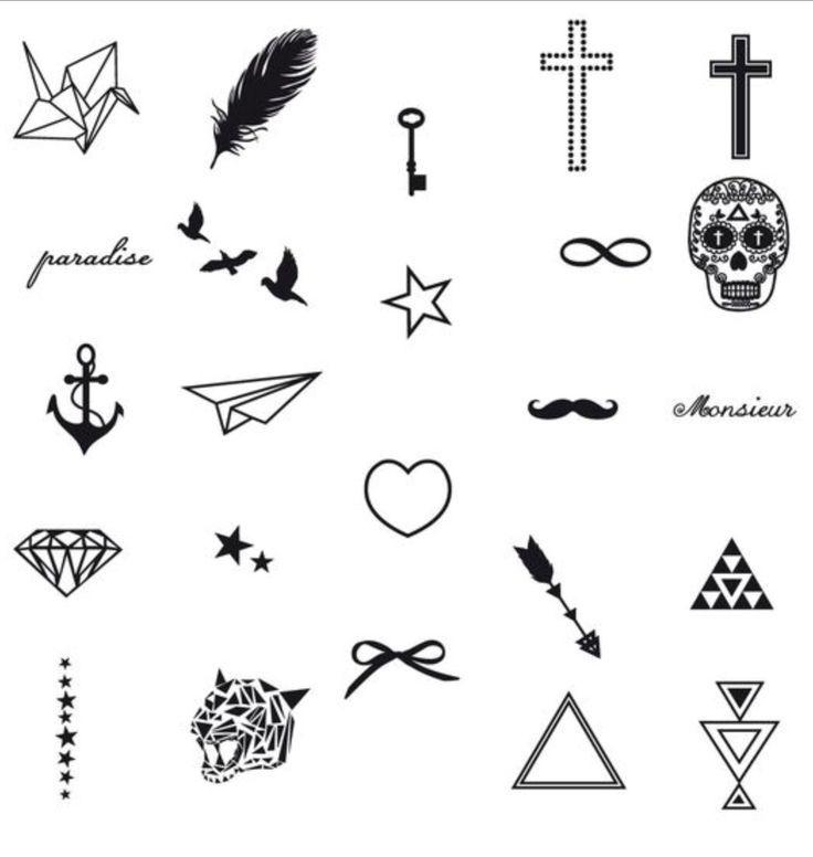 Diy Tattoos Schnell Und Leicht Gemacht Diy Gemacht Leicht Schnell Tattoo Tattoos Und Leo Tattoos Mini Tattoos Tiny Tattoos