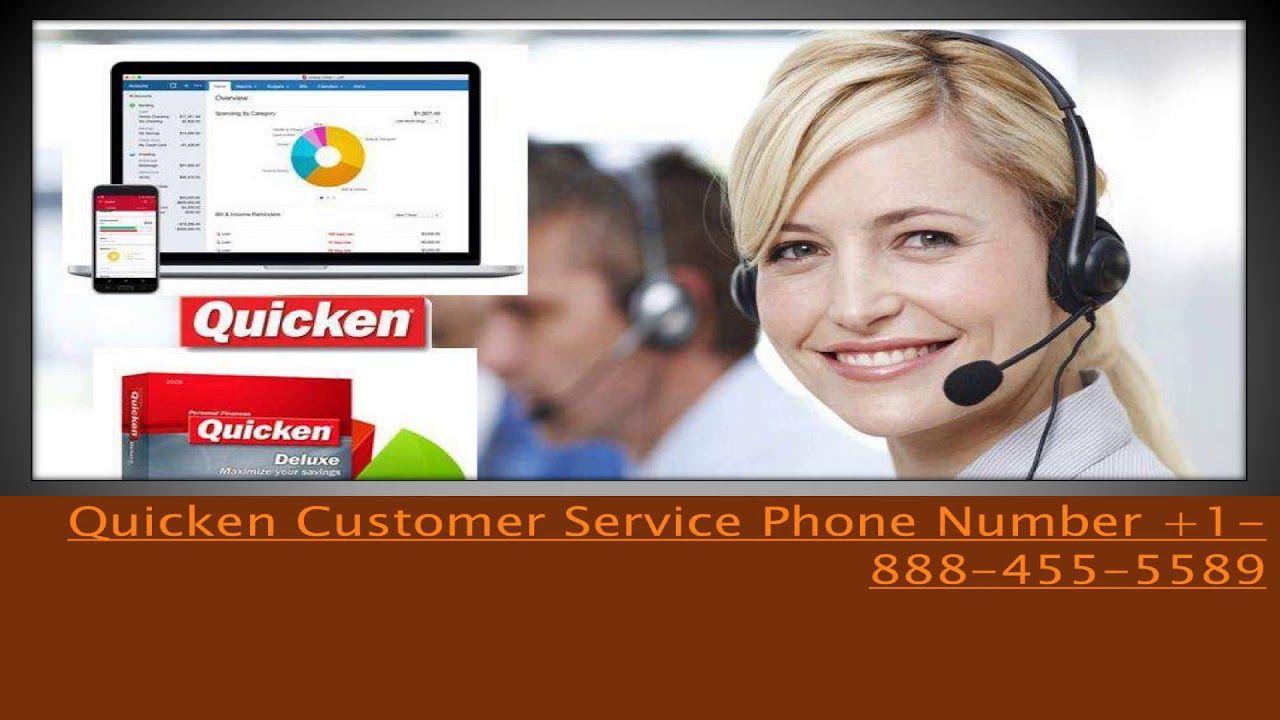 quicken customer service phone number +1-888-455-5589 | quicken