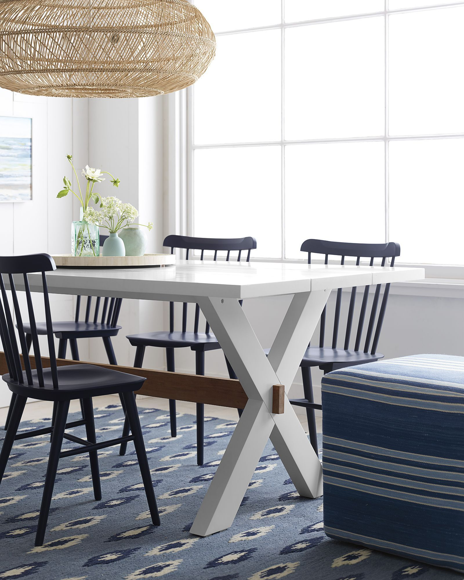 11 Fetching Country Coastal Decor Ideas Dining Room Blue Swivel Dining Chairs Dining Room Design