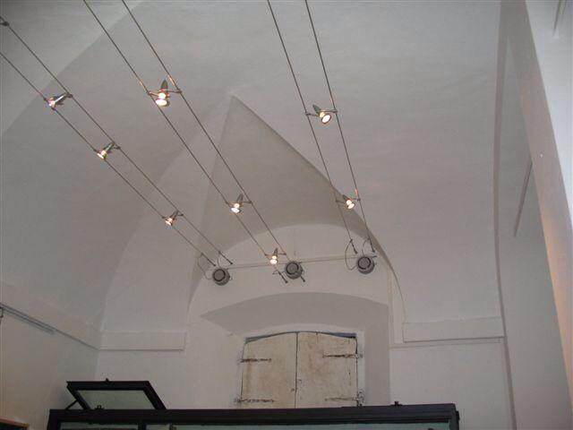 Faretti su binari luci in lighting ceiling lights home