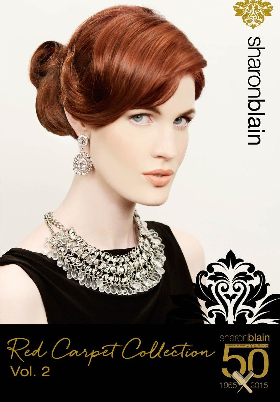 Sharon blain education hair up pinterest - Red Carpet Collection Vol 2 Sharon Blain Hair Education Courses And Products