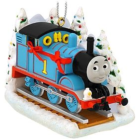 Thomas The Tank Engine Musical Ornament 25 00 From Bronners