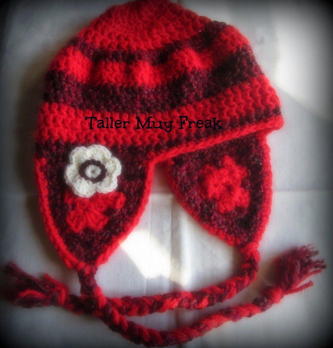 Crochet desde El Tabo.: Gorros, Gorros y más Gorros ¡¡ | gorras ...