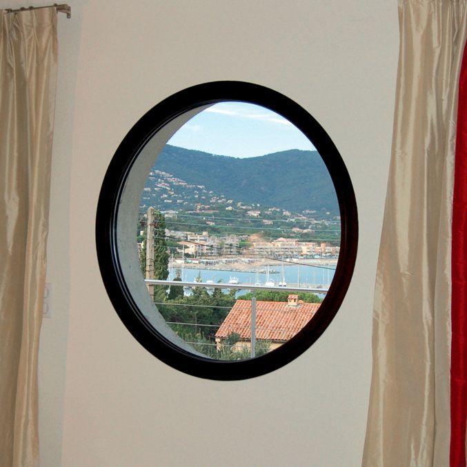 oeil de boeuf En forme, la fenêtre ! Pinterest - joint porte fenetre pvc