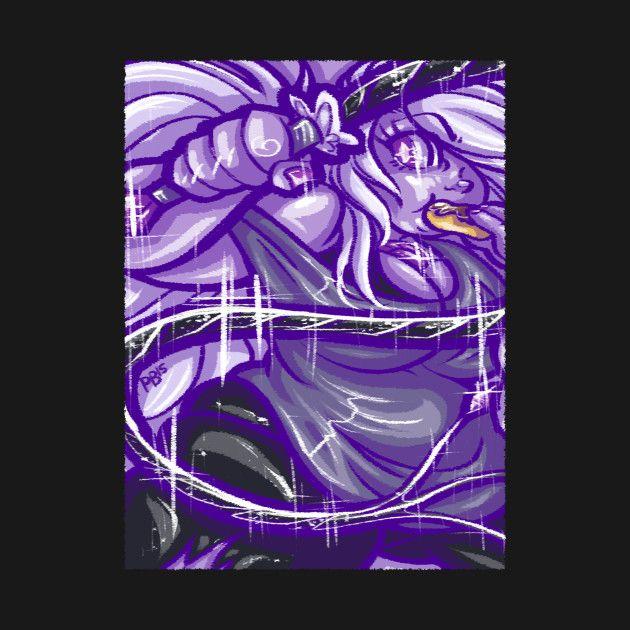 Awesome 'Painted+Amethyst' design on TeePublic!
