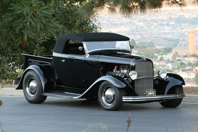32 Roadster Pick Up