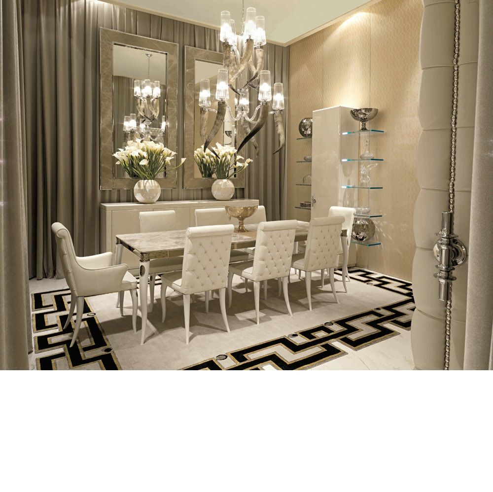 Luxury Interior Design  For More Beautiful Luxury Inspirations Beauteous Dining Room Mirrors Modern Inspiration Design