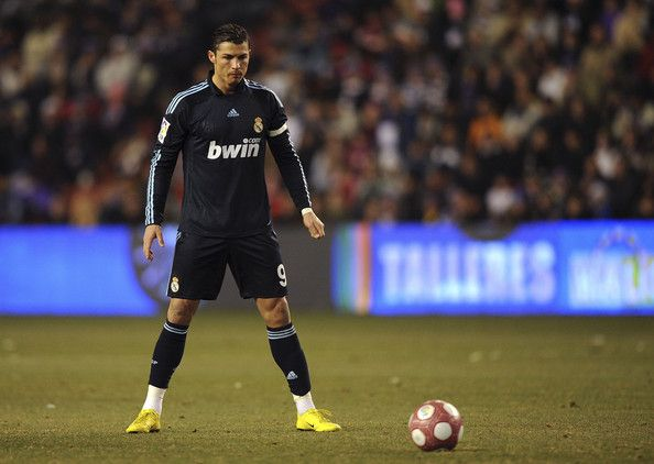 Cristiano Free Kick