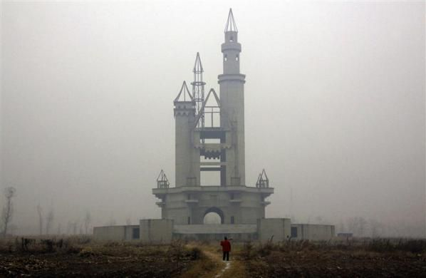 China's abandoned theme park