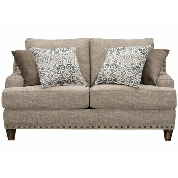 Modern Furniture 2014 Clever Furniture Arrangement Tips: Bulloch Loveseat In 2020 (With Images)