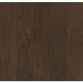 Bruce High Impact 5 In W Walnut Locking Hardwood Flooring