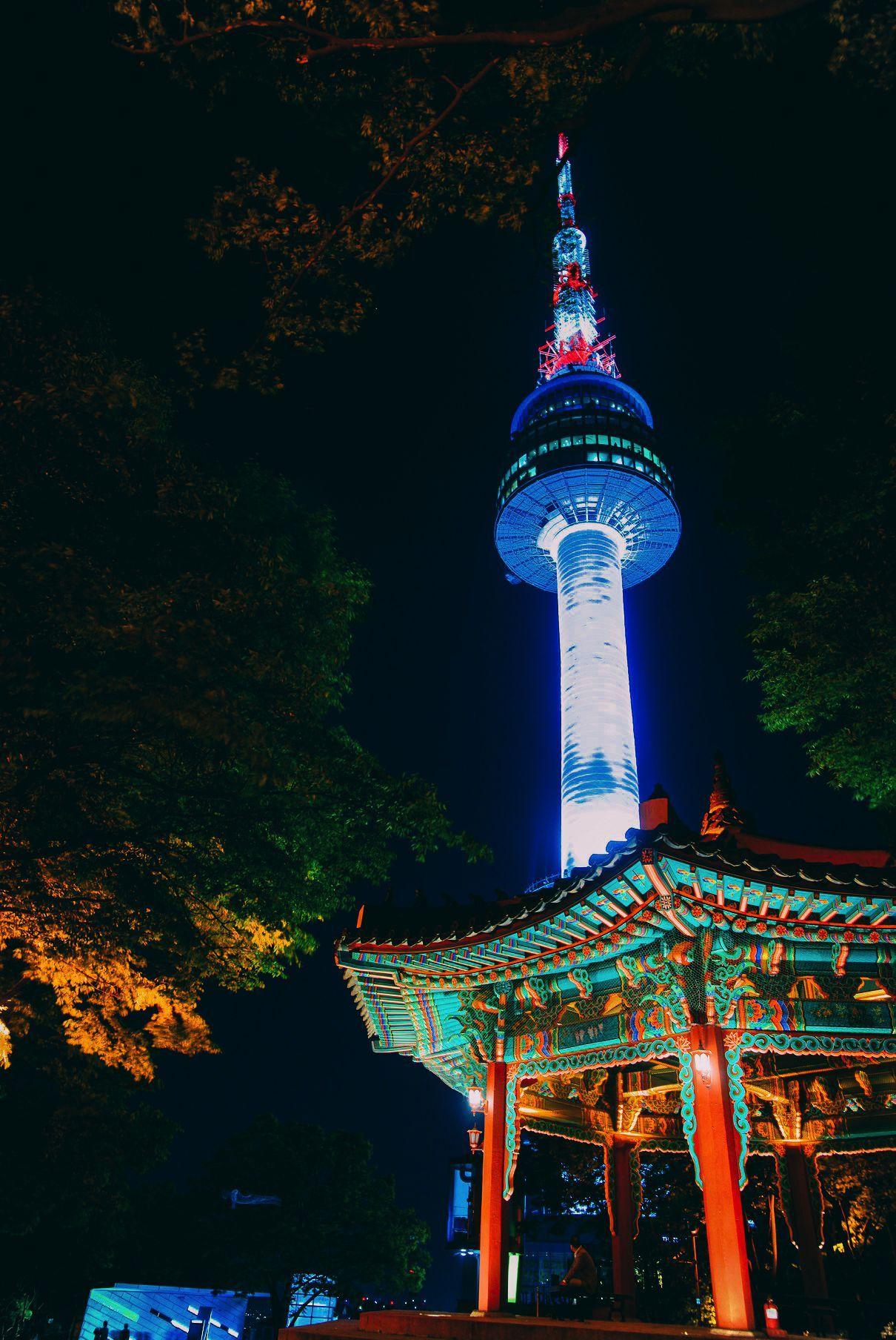 Pin On Sitios Turisticos De Corea Del Sur