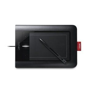 Wacom Cth460 Bamboo Pen Touch Tablet Factory Refurbished