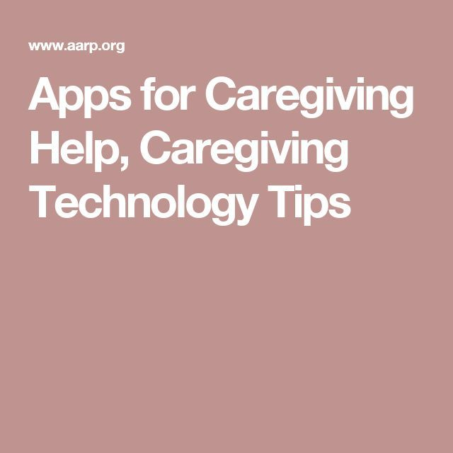 Apps and Tools to Help Caregivers Stay Organized Elderly