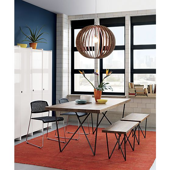 Dylan 36 X80 Dining Table In Dining Furniture Cb2 Dining Table