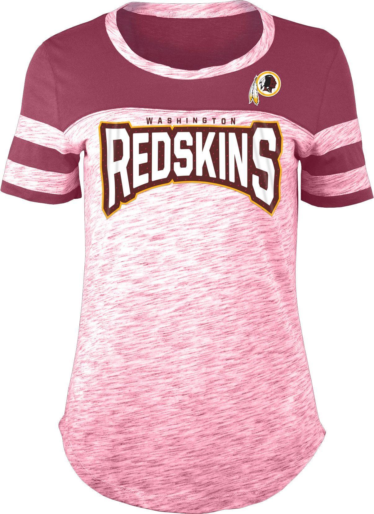 03ce3026 Team Apparel Women's Washington Space Dye Rhinestone T-Shirt ...