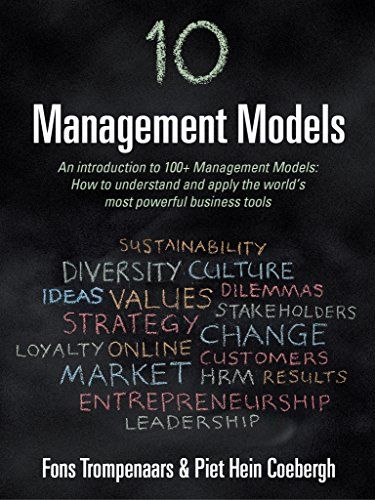 10 Management Models by Fons Trompenaars http://www.amazon.com/dp/B00U16K1AW/ref=cm_sw_r_pi_dp_WHzTvb179V3H4