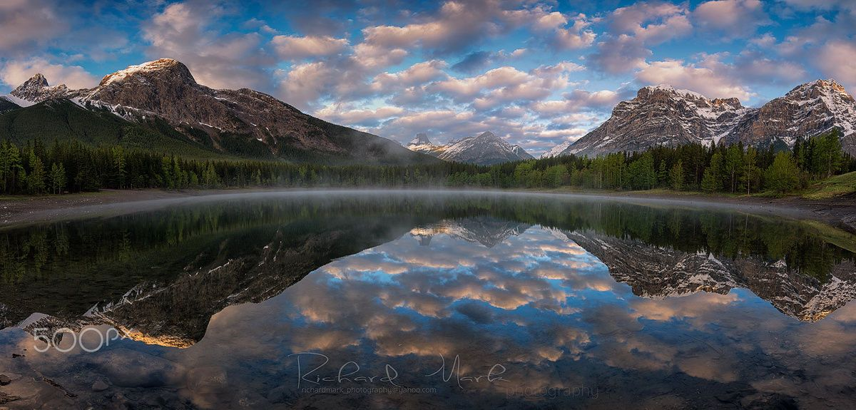 Wedge Pond by Richard Mark on 500px