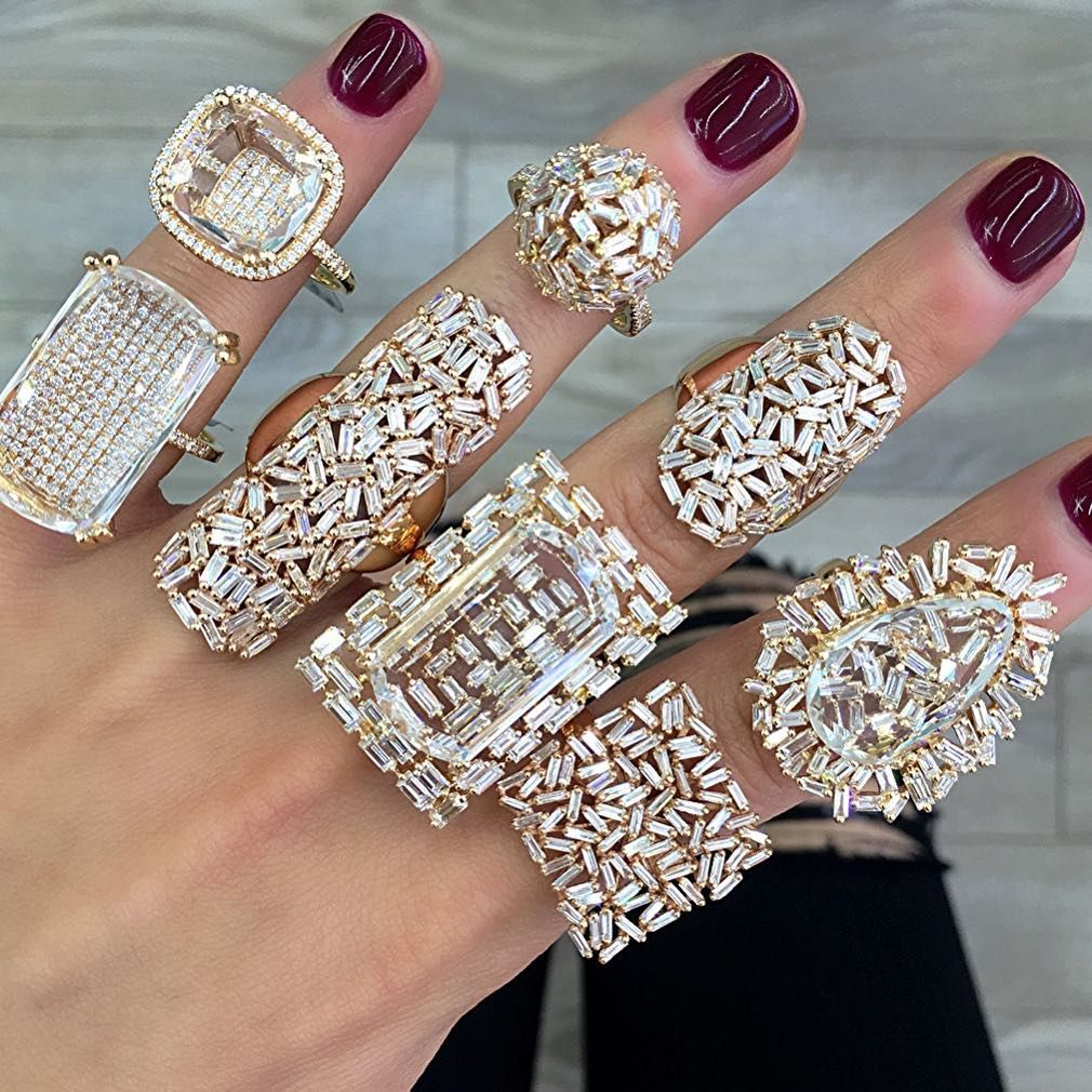 1,274 Likes, 17 Comments Suzanne Kalan Jewelry