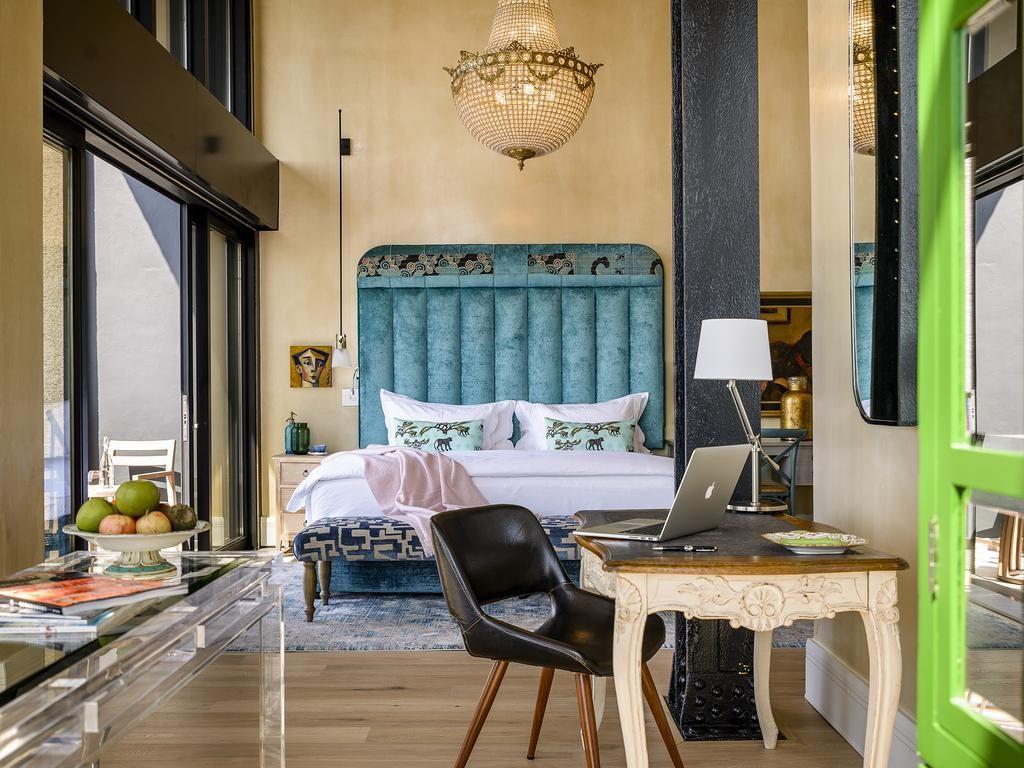 The Silo Hotel Cape Town Kaapstad, Afrika, Zuid afrika