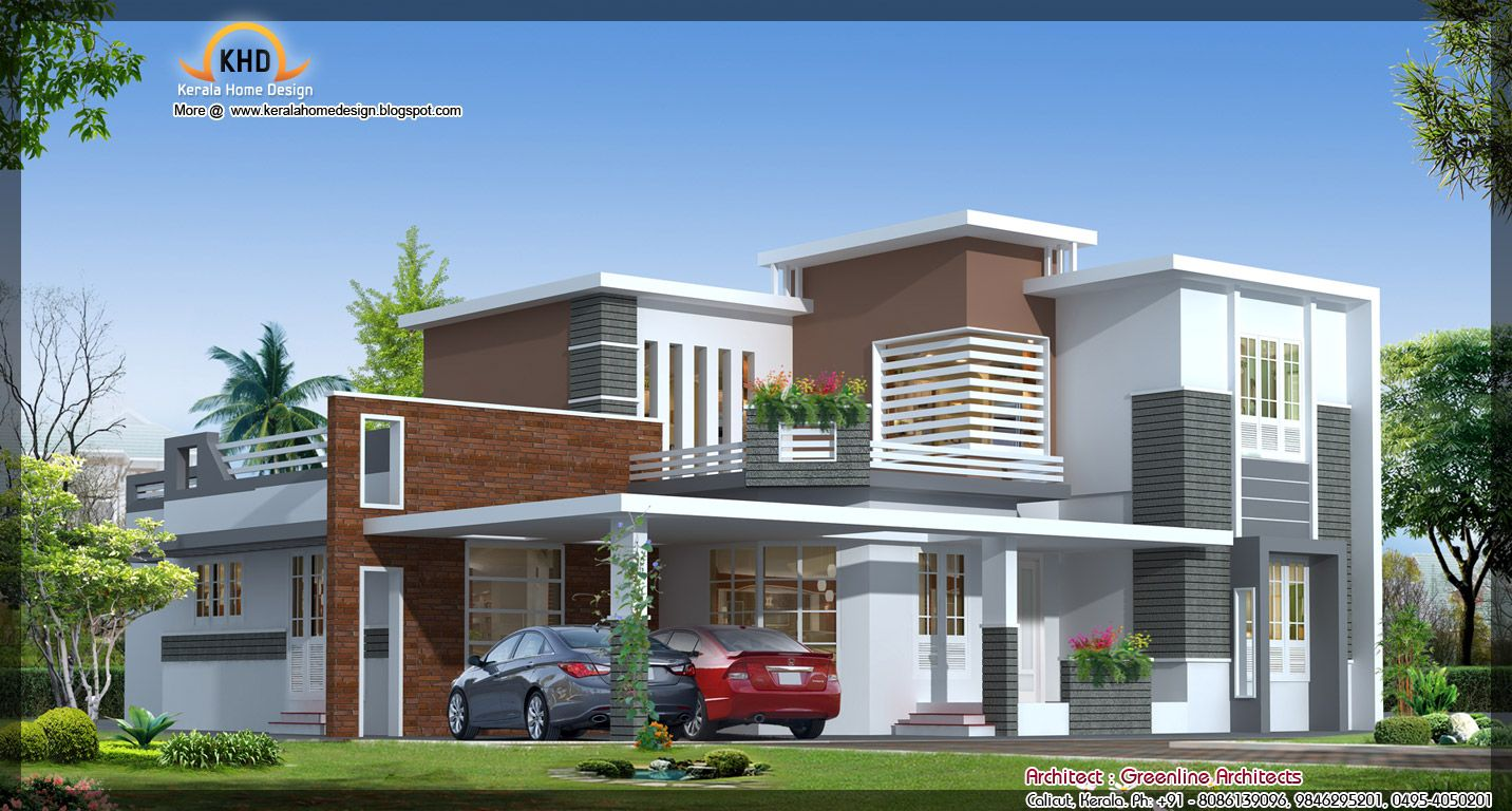Modern Apartment Building Elevations Interior House Elevation 2942 Sq Ft