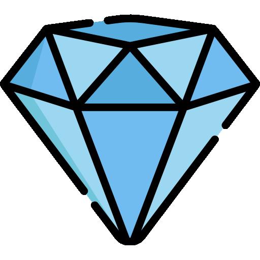 Diamond Free Vector Icons Designed By Freepik Diamond Drawing Vector Icon Design Free Icons