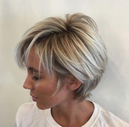 Kurze Haare Langweilig Diese Mischung An 10 Trendigen