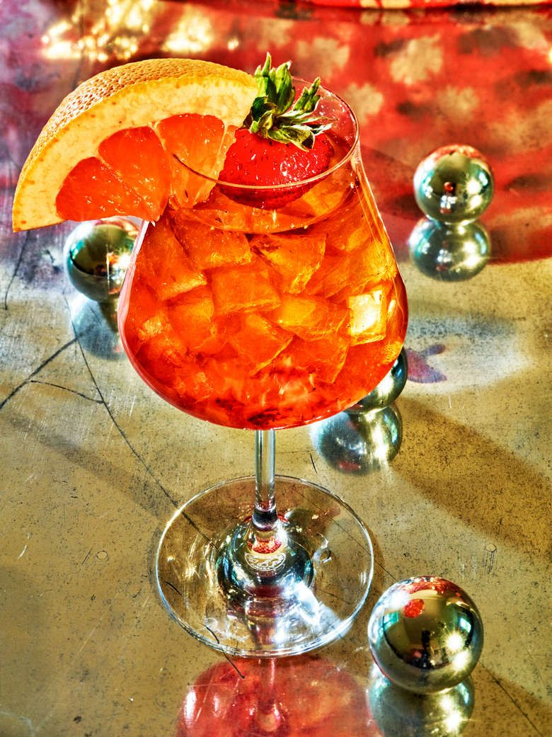 Grant Cornett Hello Artists Food Grant Cocktail Drinks