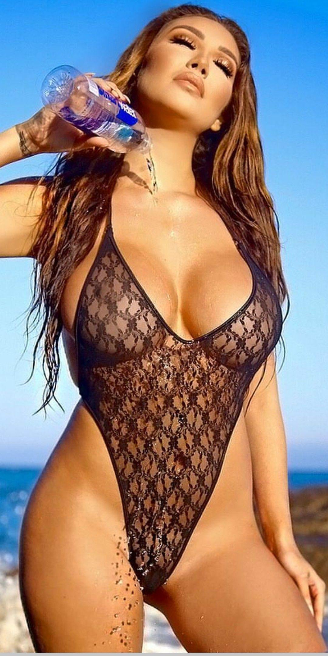 Only for teacher sexy girl bikini photo — photo 10