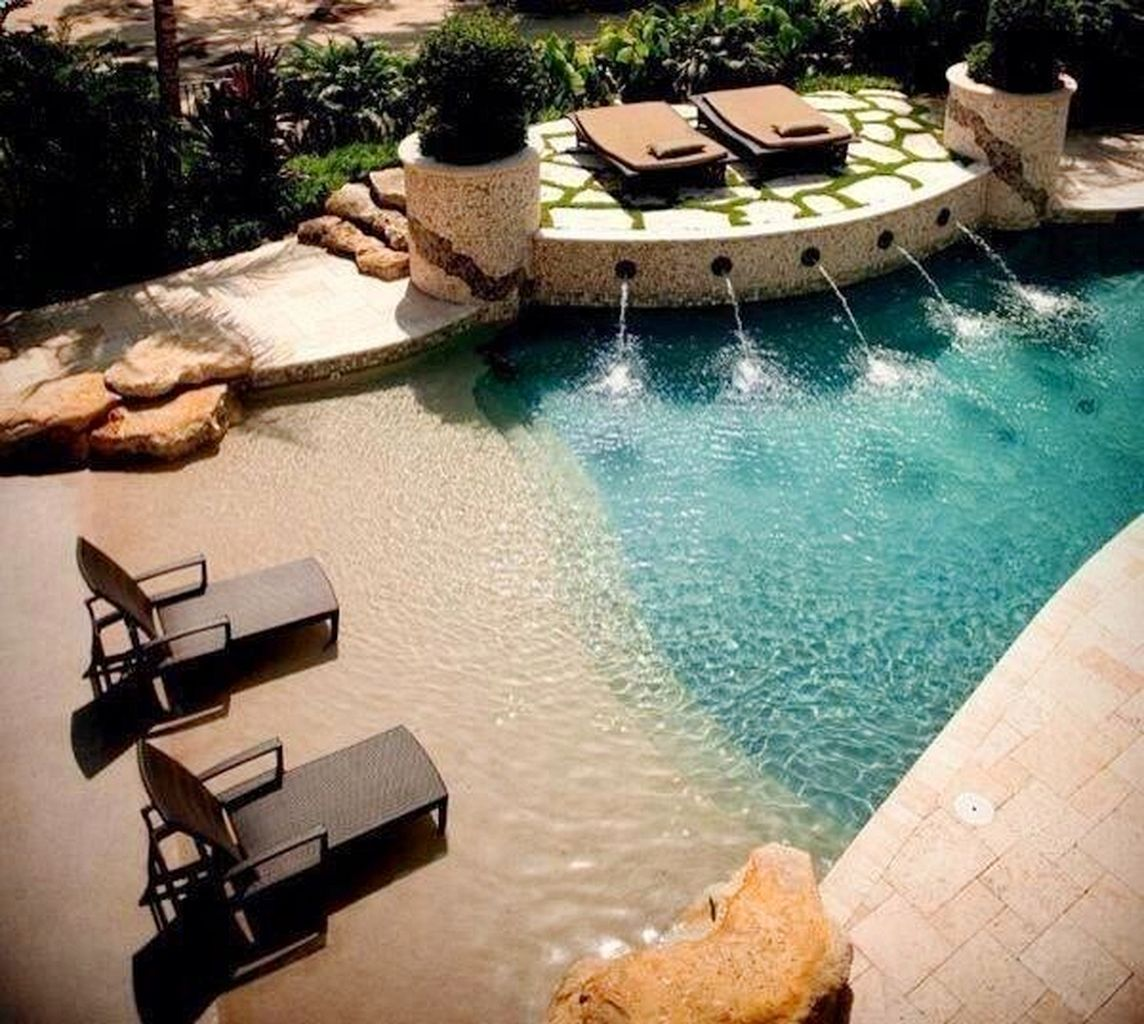 20 Sand Pool Ideas That Will Make You Feel Like You Are At ...