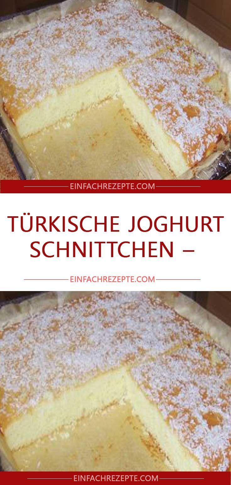 Zutaten Für den Teig: 125 g Butter, zimmerwarm 500 g Naturjoghurt 200 g ...   - Backen -