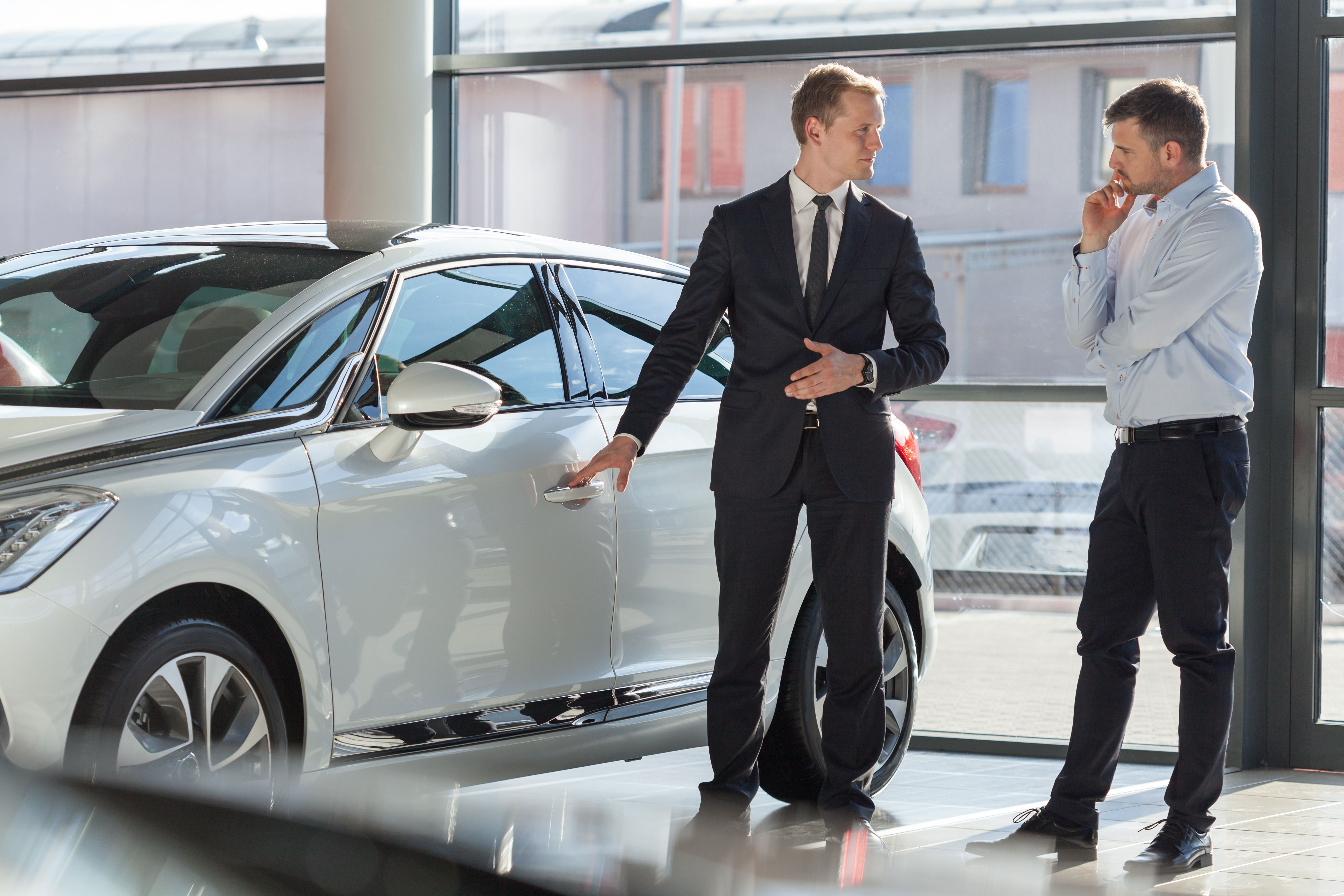 Car Financial Services >> Our Finance Advisors Can Help You In Getting Best Car Finance