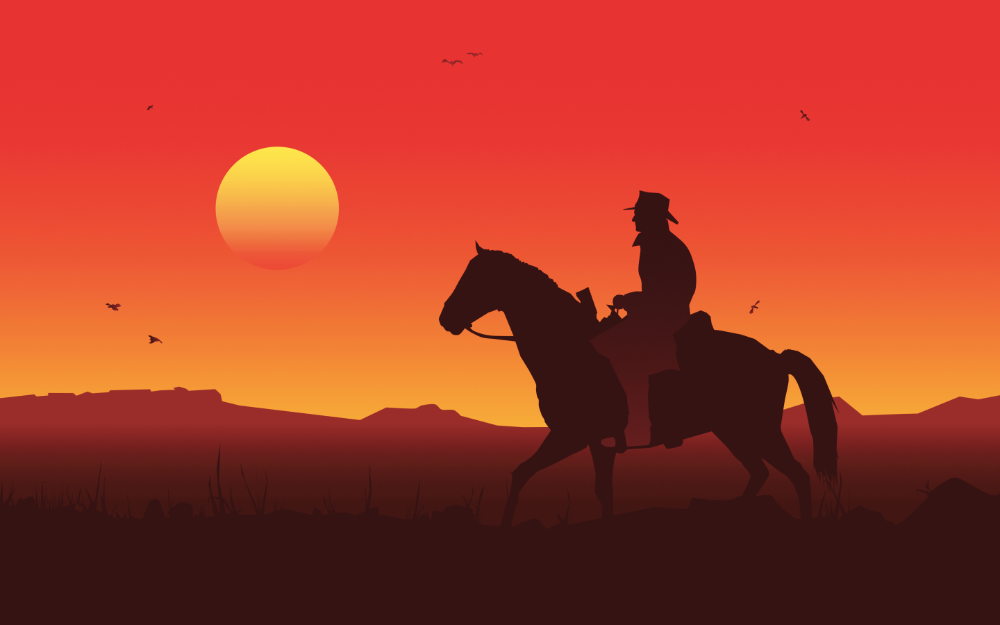 Wallpaper Of Red Dead Redemption 2 Video Game Minimalism Red Dead Redemption 2 Wallpaper 4k Is Popular Wallpaper Pic In 2020 Aqua Art Wallpaper 2880x1800 Wallpaper